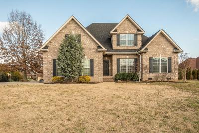 Single Family Home For Sale: 5122 Saint Ives Dr