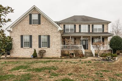 Robertson County Single Family Home For Sale: 4013 Oak Pointe Dr