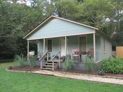 Dickson Single Family Home For Sale: 2415 S Highway 48