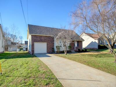 Clarksville Single Family Home For Sale: 3450 Loon Dr