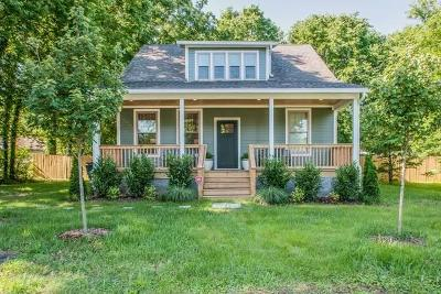 Single Family Home Under Contract - Not Showing: 2107 Jones Cir
