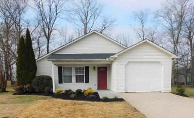 Columbia Single Family Home Under Contract - Not Showing: 1904 Fieldstone Dr