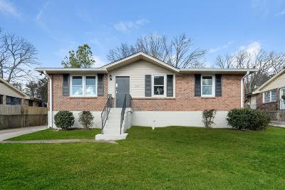 Single Family Home For Sale: 2514 Bethwood Dr