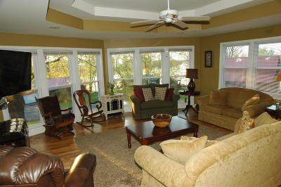 Houston County, Montgomery County, Stewart County Single Family Home For Sale: 191 Lakeshore Cir