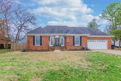 Single Family Home Under Contract - Not Showing: 2910 Bowers Ln