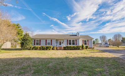 Single Family Home Under Contract - Not Showing: 464 S Fawn Ct