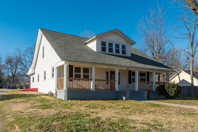 Springfield Single Family Home For Sale: 1509 S Main St