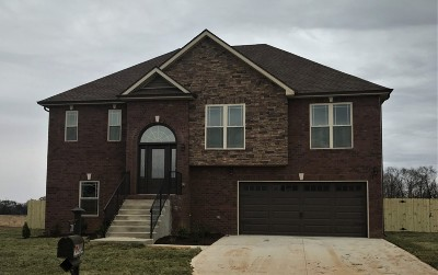 Clarksville Single Family Home Under Contract - Showing: 458 Autumnwood Farms