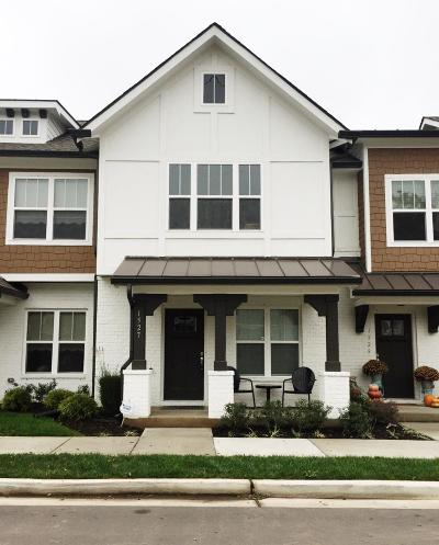 Nashville Condo/Townhouse Under Contract - Not Showing: 1527 57th Ave N
