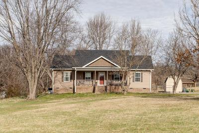 Marshall County Single Family Home Under Contract - Not Showing: 2402 Old Columbia Rd