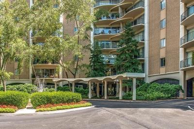 Condo/Townhouse For Sale: 4215 Harding Pike Apt 605