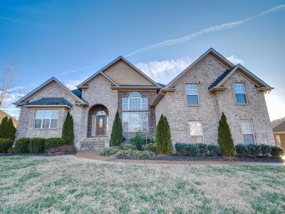 Mount Juliet Single Family Home Under Contract - Showing: 403 Boulder Creek Ct