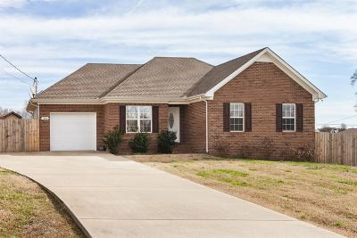 Marshall County Single Family Home Under Contract - Not Showing: 5886 Villa Way