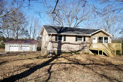 Lavergne Single Family Home For Sale: 1701 George Thomas Dr