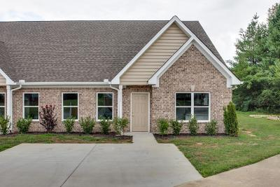 Williamson County Condo/Townhouse For Sale: 7120 Fernvale Springs Way