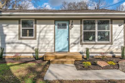 Single Family Home For Sale: 529 Norton Ave