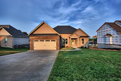 Clarksville Single Family Home Under Contract - Showing: 66 Griffey Estates
