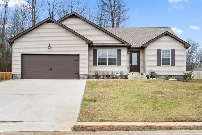 Clarksville Single Family Home For Sale: 543 Magnolia Dr