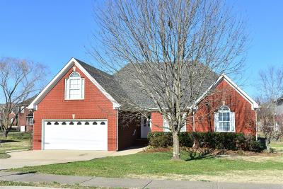 Smyrna Single Family Home For Sale: 5026 Claude Dr