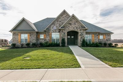 Clarksville Single Family Home For Sale: 204 Hutchins Camp Trc