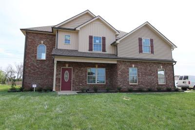 Clarksville Single Family Home For Sale: 151 Summerfield
