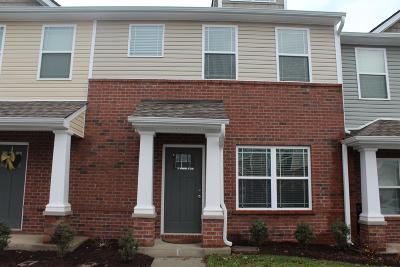 Spring Hill Rental For Rent: 4003 Currant Ct #5