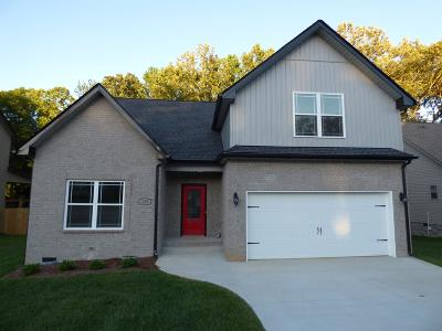 Clarksville Single Family Home For Sale: 153 Sycamore Hill Dr