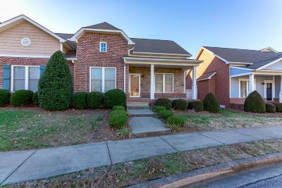 Clarksville Condo/Townhouse For Sale: 456 Pond Apple Rd