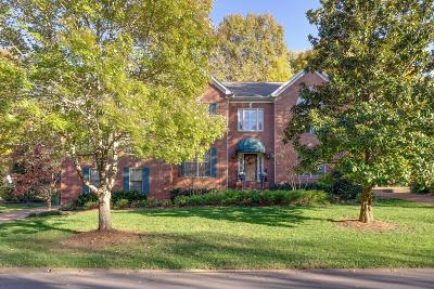 Brentwood  Single Family Home Under Contract - Not Showing: 1556 Lost Hollow Dr