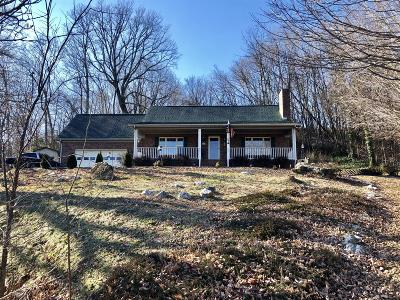 Culleoka Single Family Home Under Contract - Showing: 4398 Covey Hollow Rd