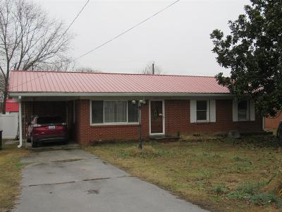 Christian County Single Family Home For Sale: 3611 Gale