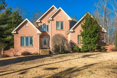Dickson Single Family Home Active Under Contract: 1011 Meadowood Lane
