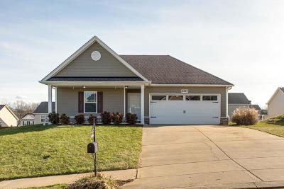 Columbia Single Family Home Under Contract - Showing: 2288 Worker Bee Dr