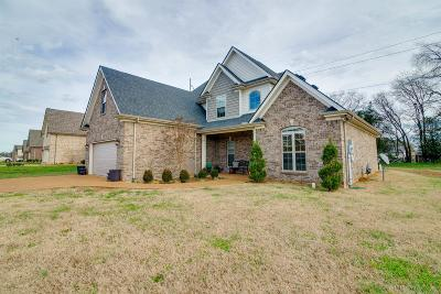 Smyrna Single Family Home Under Contract - Showing: 1249 Rimrock Rd
