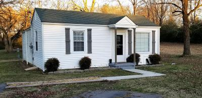 White Bluff Single Family Home Under Contract - Showing: 1274 Old Charlotte Rd
