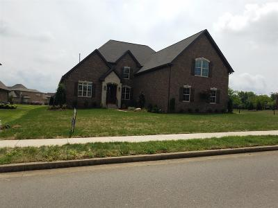 Sumner County Single Family Home For Sale: 101 Nogs Gdn