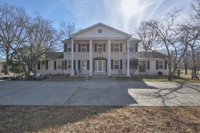Dickson Single Family Home For Sale: 204 Druid Hills Dr
