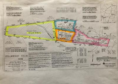 Thompsons Station  Residential Lots & Land For Sale: 3790 Strawberry Lane