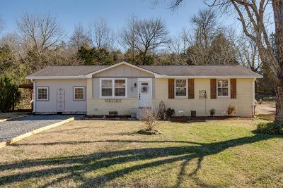 Hendersonville Single Family Home Under Contract - Not Showing: 101 Dennis Rd
