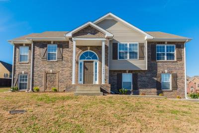 Clarksville Single Family Home For Sale: 1498 Raven Rd