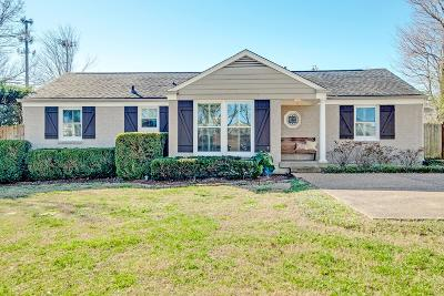 Single Family Home For Sale: 101 Haverford Dr