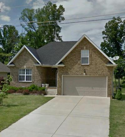 Springfield Single Family Home Under Contract - Not Showing: 8008 Legacy Dr
