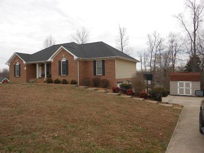 Clarksville Single Family Home For Sale: 3989 Lakewood Dr