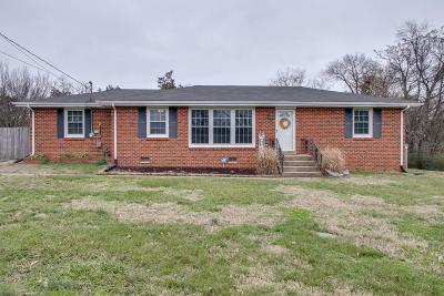 Lebanon Single Family Home For Sale: 217 Piedmont Dr