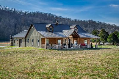 Cookeville Single Family Home For Sale: 9080 Spring Creek Road
