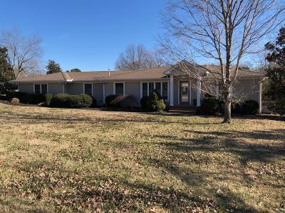 Dickson Single Family Home Under Contract - Showing: 300 Hillview Dr