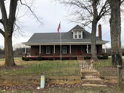 Marshall County Single Family Home Under Contract - Not Showing: 316 Ostella Rd