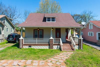 Nashville Single Family Home For Sale: 933 McClurkin Ave