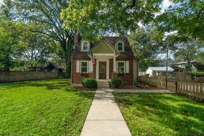 Single Family Home For Sale: 135 46th Ave N