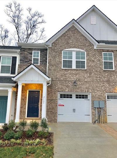 Single Family Home For Sale: 2229 Belle Creek Way (Lot 28)